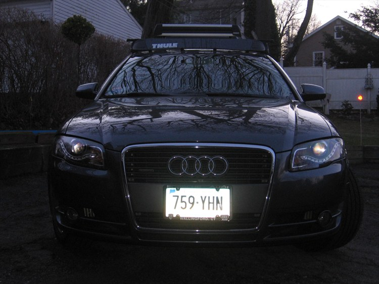 TomDom#30's 2007 Audi A4
