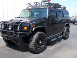 mccracing 2004 Hummer H2