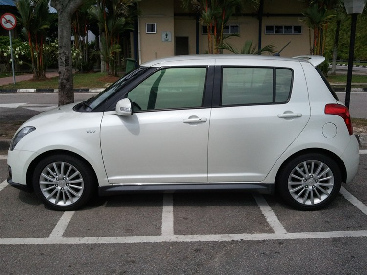 samuraisoon 2009 Suzuki Swift