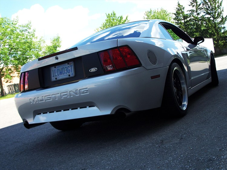 Another 1LOW03GT 2003 Ford Mustang post... - 15961100