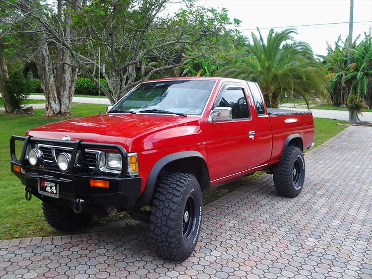 Another Backroadswheeler 1993 Nissan D21 Pick Up Post