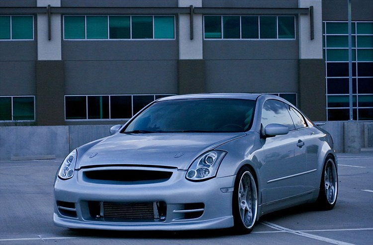 Another ImpetuousRacer 2004 Infiniti G post... - 15921111