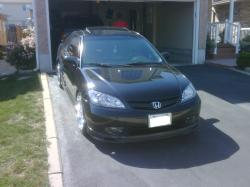 BIG Z 2004 Honda Civic