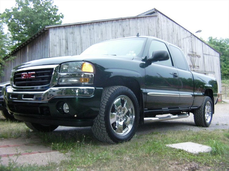 buddy67lincoln 2006 gmc sierra classic 1500 extended cab. Black Bedroom Furniture Sets. Home Design Ideas