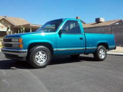 Aremyjustin 1993 Chevrolet C/K Pick-Up