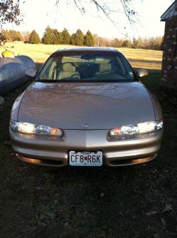 koreyluensmann 2000 Oldsmobile Intrigue