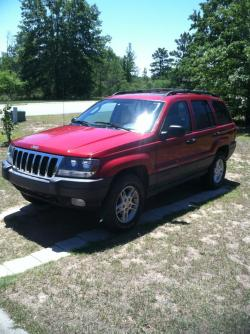 Shannon-Bosarge's 2003 Jeep Grand Cherokee