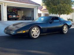 Aremyjustin 1994 Chevrolet Corvette