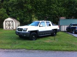 chris031486 2002 Chevrolet Avalanche 2500