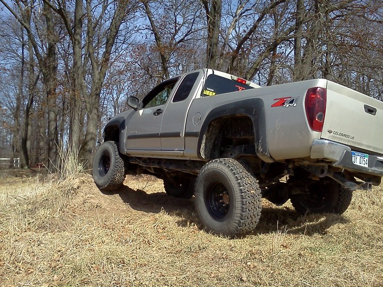 Another JackedRado71 2005 Chevrolet Colorado Extended Cab post... - 15691124