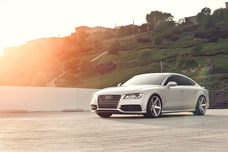 Another HonPowered 2012 Audi A7 post... - 15691144
