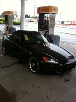 TURBOS2KING 2002 Honda S2000