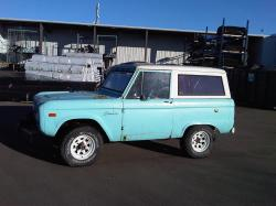 dominicthecats 1968 Ford Bronco