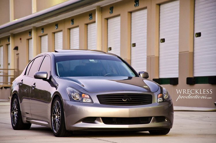 Infiniti G35 Custom >> viet2100 2007 Infiniti GG35 Sport Sedan 4D Specs, Photos, Modification Info at CarDomain