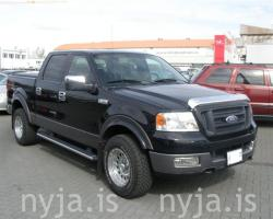 Ellimopar 2004 Ford F150 SuperCrew Cab