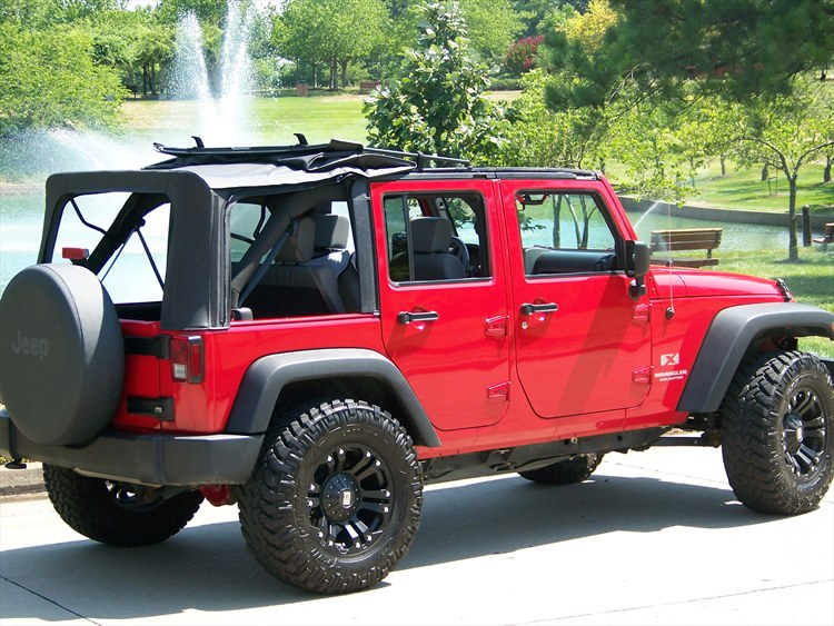 Another Camaroman_99 2009 Jeep Wrangler post... - 15881165