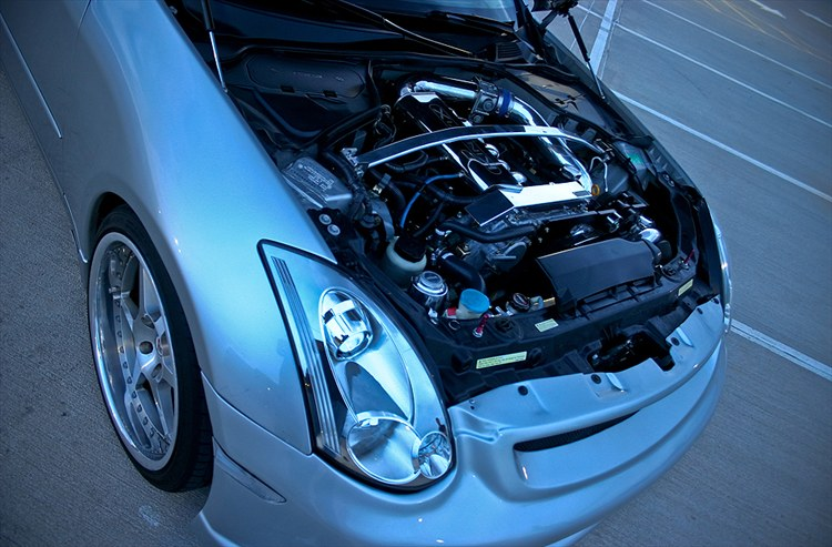 Another ImpetuousRacer 2004 Infiniti G post... - 15921116