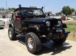 rvpartsales 1983 Jeep CJ7