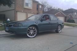 hoggineverythang 1999 Chevrolet Malibu