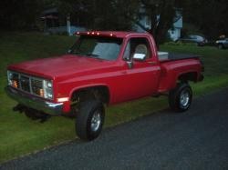 1987 GMC K15/K1500 Pick-Up