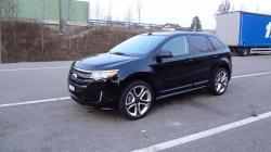 wavegate 2011 Ford Edge