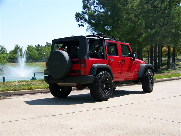 Another Camaroman_99 2009 Jeep Wrangler post... - 15881159