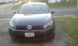 Blohr05 2012 Volkswagen Golf (New)