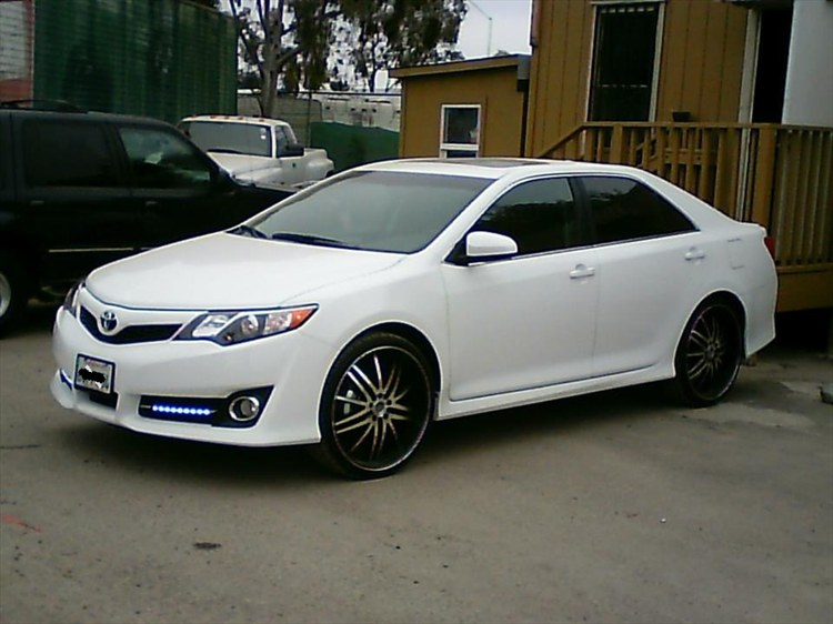 Danny667 2012 Toyota Camry Specs Photos Modification