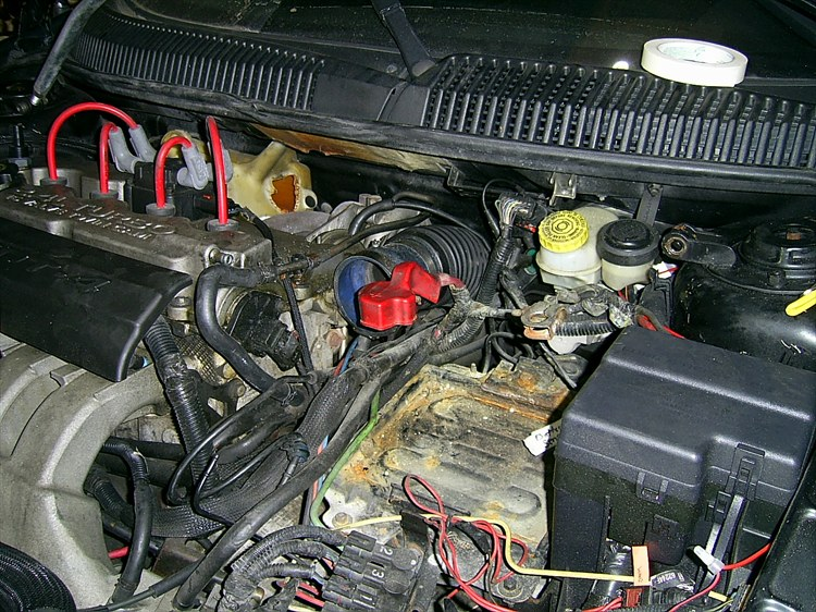 Another Mathuistec 2003 Dodge Neon post... - 15692177
