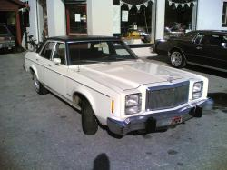 hamcar 1978 Mercury Monarch