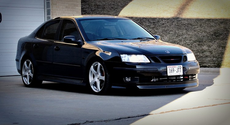 2004 saab 9-3 linear review