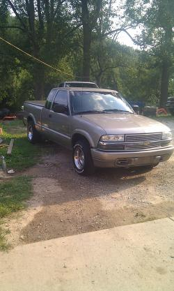 s-10willie 2001 Chevrolet S10 Extended Cab