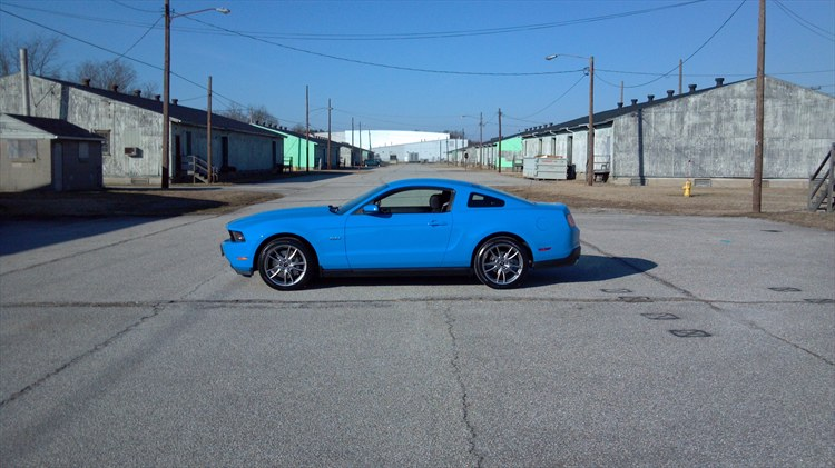 Operator999 2012 Ford Mustang 18997942