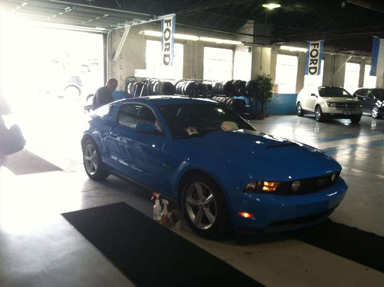 allebachm30 2012 Ford Mustang 15713143