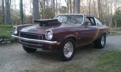 1966jerry 1972 Chevrolet Vega