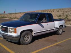johnny3lack 1995 GMC Sierra (Classic) 1500 Extended Cab