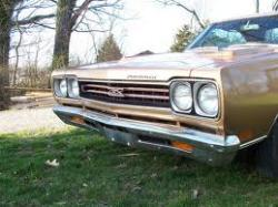 kneumeyer396 1968 Plymouth GTX