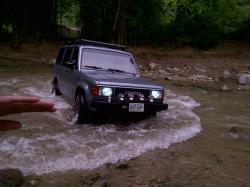 litox18's 1992 Isuzu Trooper