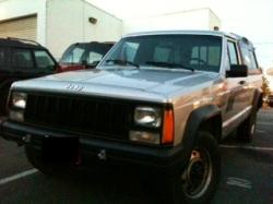 1989 Jeep Comanche Regular Cab