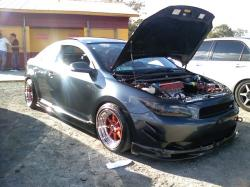 josias rivera 2005 Scion tC