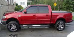 fastryde1 2001 Ford F150 SuperCrew Cab