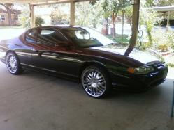 llgranCHICOll 2002 Chevrolet Monte Carlo
