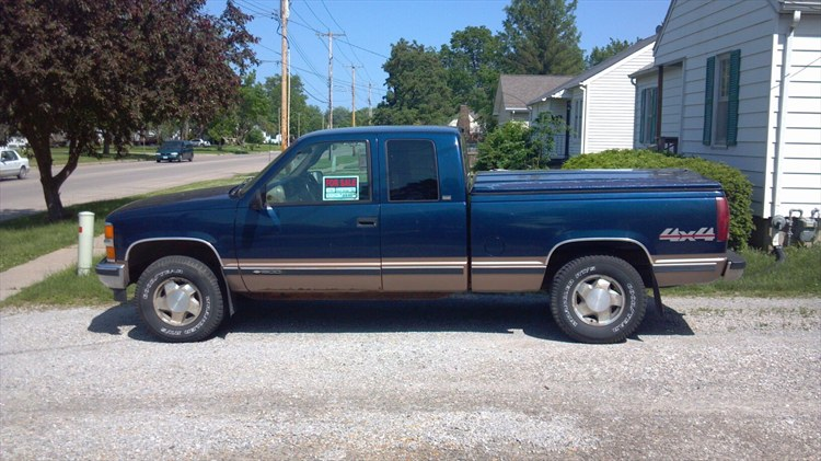 ryan wilson 1996 chevrolet silverado 1500 extended cab specs photos modification info at cardomain. Black Bedroom Furniture Sets. Home Design Ideas