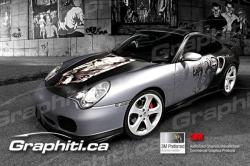 Graphiti Chicks 2007 Porsche 911