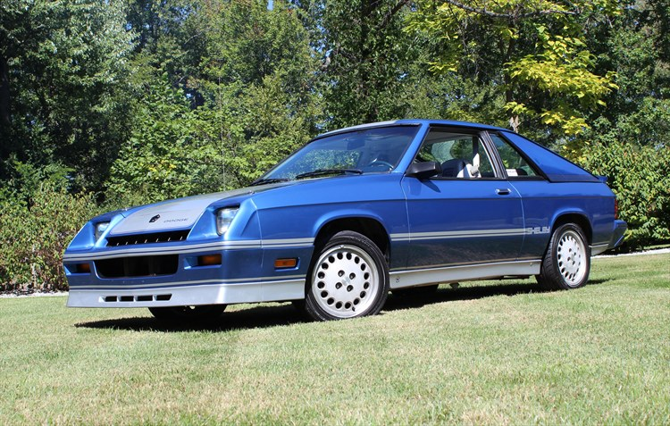 1983 Dodge Shelby Charger in Cincinnati, OH - 15954120