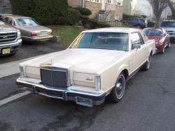 N14ParkwayRacer 1980 Lincoln Mark VI