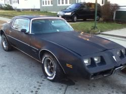 TheRodBoss 1980 Pontiac Firebird