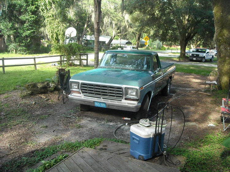 Another David1978 1978 Ford F150 Regular Cab post... - 15904194