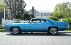 Ivan-Drew 1971 Plymouth Satellite