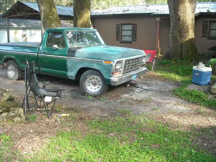 Another David1978 1978 Ford F150 Regular Cab post... - 15904195